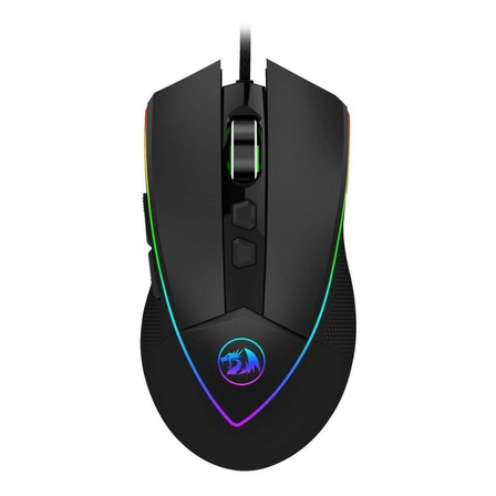 Mouse para jogo Redragon  Emperor M909 preto