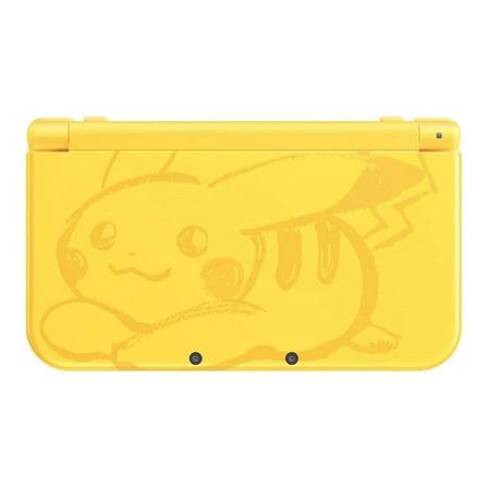Nintendo New 3DS XL Pikachu Yellow Edition amarillo