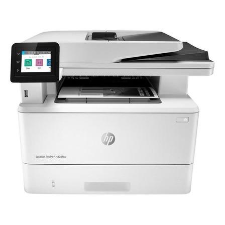 Impressora multifuncional HP LaserJet Pro M428fdw com wifi branca 110V