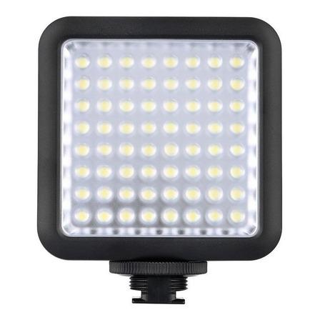 Luz contínua Godox LED64 tipo painel cor branca-fria