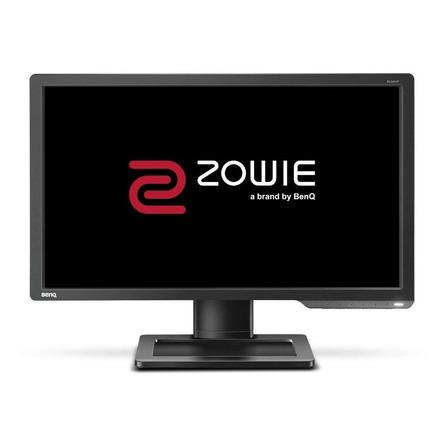 """Monitor BenQ XL Series XL2411P LCD 24"""" preto 110V/220V"""