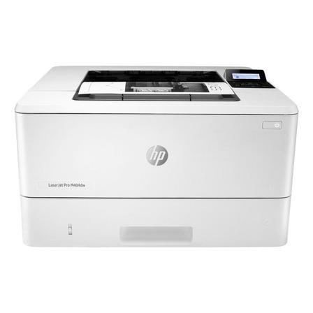 Impressora HP LaserJet Pro M404DW com wifi 110V branca