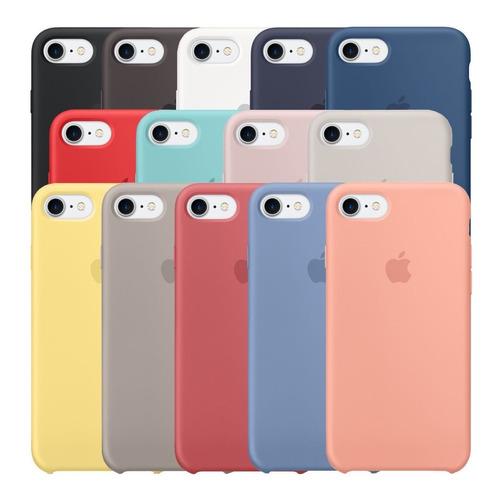 Silicone Case Apple iPhone 6 7 8 X Xs Max 11 Pro Max Oferta