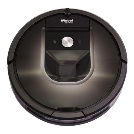 Aspiradora robot iRobot Serie 900 Roomba 980 marrón 100V/240V