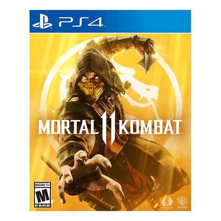 Mortal Kombat 11 Standard Edition Digital PS4 Warner Bros.
