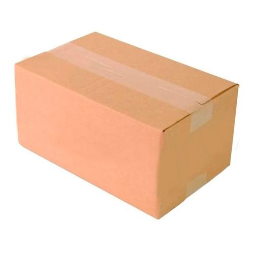 Caja Carton Lisa E-commerce 26x16x12 Cm Paquete 25 Pz C03