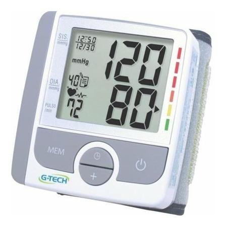 Medidor de pressão arterial digital de pulsoG-Tech GP300