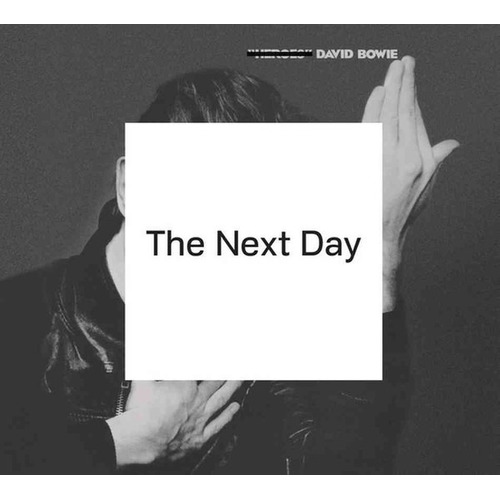 David Bowie - The Next Day - Disco Cd (17 Canciones)