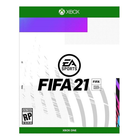 FIFA 21 Standard Edition Físico Xbox One Electronic Arts
