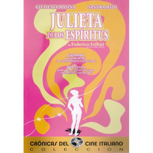 Julieta De Los Espiritus Federico Fellini Pelicula Dvd