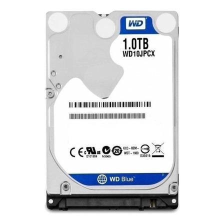 Disco rígido interno Western Digital  WD10JPCX 1TB azul