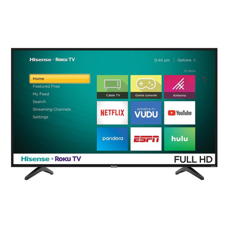 """Smart TV Hisense H4F Series 43H4030 LED Full HD 43"""""""