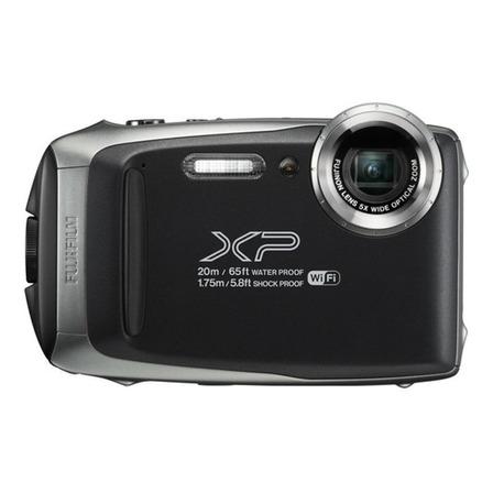 Fujifilm FinePix XP130 compacta color dark silver