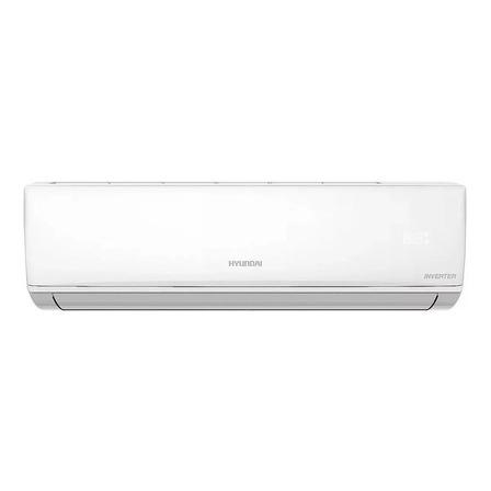 Aire acondicionado Hyundai split inverter frío/calor 2924 frigorías blanco 220V HY6INV-3200FC