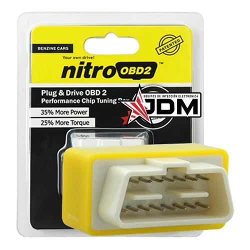 Chip De Potencia Nitro Obd2 Para Nafta San Miguel