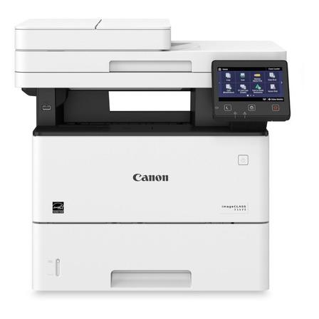 Impresora multifunción Canon ImageClass D1620 con wifi blanca y negra 120V - 127V