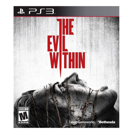 The Evil Within  Bethesda Softworks PS3 Digital