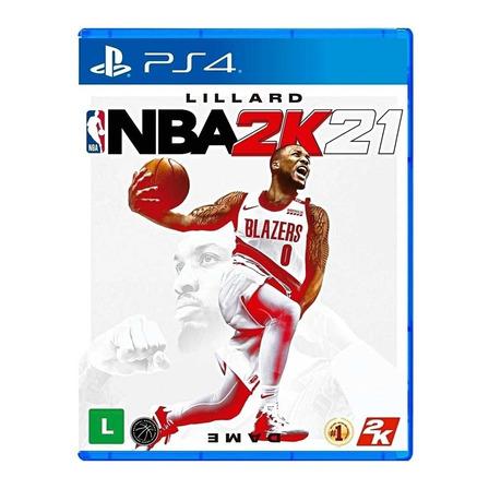 NBA 2K21 Standard Edition 2K PS4 Físico