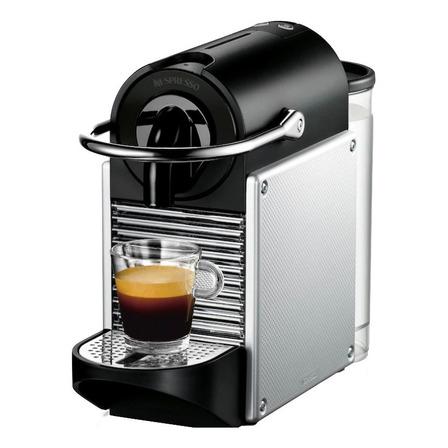 Cafetera Nespresso Pixie D61 aluminio 220V