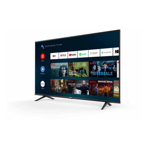 Smart Tv Led 55 Rca And55fxuhd-f Android Uhd 4k Usb Bt Hdr