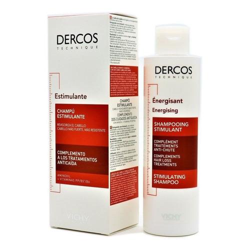 Shampoo Dercos Anticaída 200ml Vichy