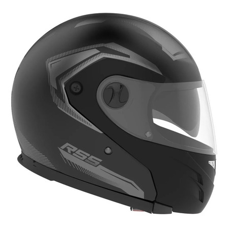 Casco para moto modular Hawk RS5 Vector  negro talle M
