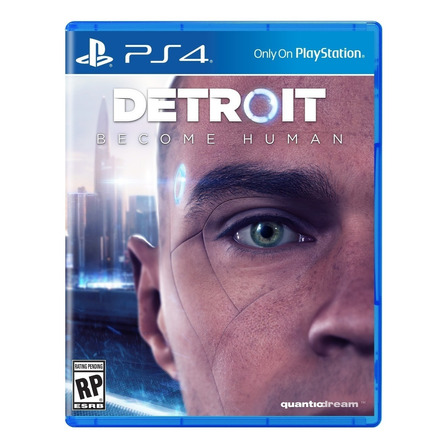 Detroit: Become Human  Físico PS4 Sony