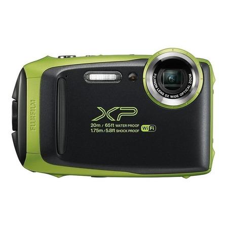 Fujifilm FinePix XP130 compacta color lime