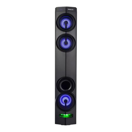 Parlante Philco TAP350 portátil con bluetooth negro 220V