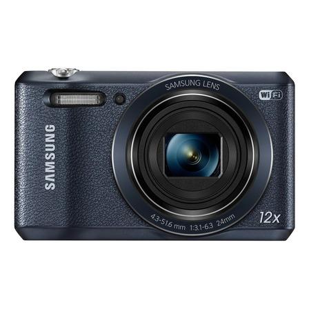 Samsung WB35F compacta color  negro
