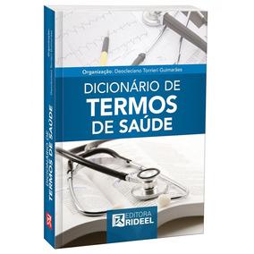 Dicionário De Termos De Saúde - Atualizado !!! Frete 5,90