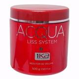 1ka Acqua Liss System 500g-agilidade,redutor De Volume 1ka.