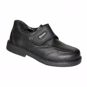 Zapatos Colegio Marcel Cuero Abrojo Varón 34/41