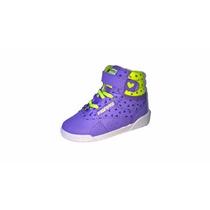 Botitas Zapatillas Nena Nuevos Colores Abrojo Niz´s Calzados