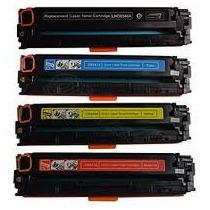 Toner Vacio Hp 128a Ce320a Ce321a Ce322a Ce323a Cm1415 Cp152