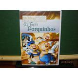 Os Três Porquinhos Dvd Disney Lacrado