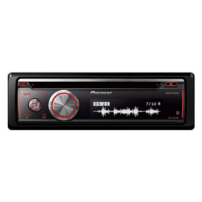 Cd Pioneer Mixtrax Deh-x8780bt Bluetooth Usb Nota 8780bt