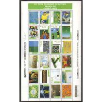 Brasil C-2113/36 Copa Do Mundo De Futebol 1998 Nnn