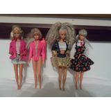 Barbie Originales Coleccionables Años 80 Precio Por Cada Una
