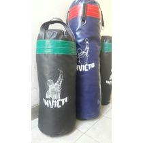 Bolsa 75cm De Boxeo Kick Boxing Box