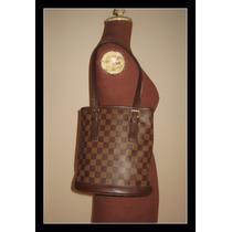 Cartera Louis Vuitton 100% Original Bucket
