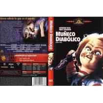 Dvd Chucky El Muñeco Diabolico ( Child´s Play ) - Tom Hollan