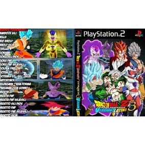 Dragon Ball Z Budokai Tenkaichi 3 Latino Ps2