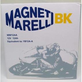 Bateria Magneti Marelli Cb 400/450 Elefant Mm12aa