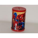 Kit 20 Cofres Homem Aranha, Spiderman, Cofrinhos Heróis