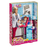 Barbie Quiero Ser Dentista De Mattel.