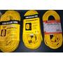 Extension Electrica Industriales Amarillas De 25 Pies=7,62m