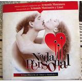 Cd Sencillo, Armando Manzanero Y Lisset, Nada Personal, Daa