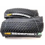 2 Pneus Pirelli Scorpion Pro 27.5 X 2.2 Kevlar Bike Mtb