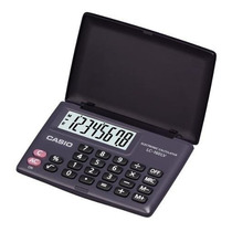 Calculadora Digital Portátil Casio Lc-160lv - 8 Dígitos
